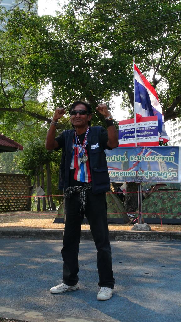 bangkok, thailand, demonstrationer