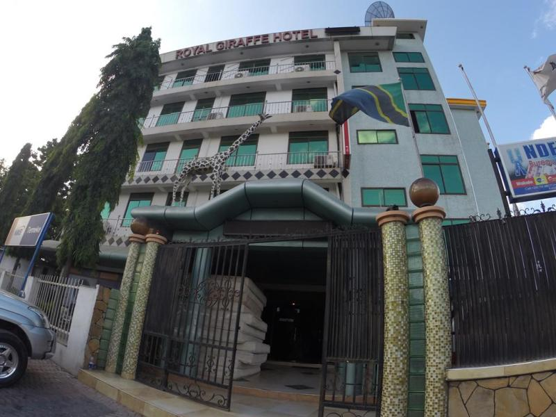 Royal Giraffe Hotel, Dar Es Salaam
