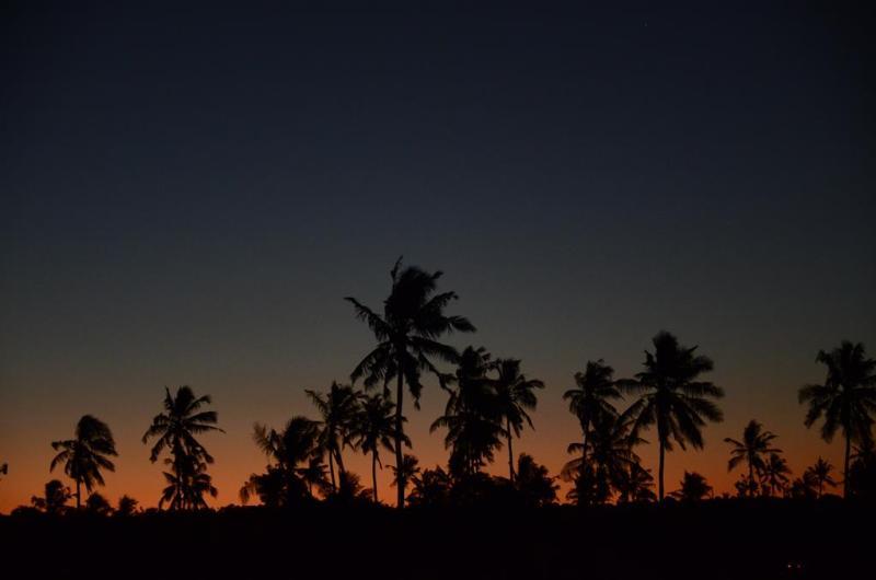 nZuwa Lodge, sunset, solnedgang, pemba, Mozambique