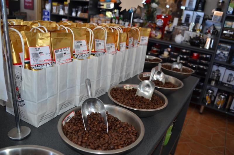 Lidt kaffe hjalp dog på energi niveauet.