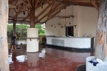 Vupti; en færdig bar, klar til at blive indviet