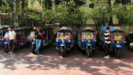 bangkok, thailand, tuk tuk