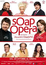 Locandina Soap Opera