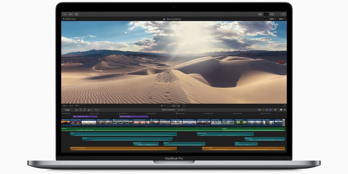 pantalla del MacBook Pro no se enciende