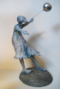 sculpture by Jane Keeley, Worthing Art Trail