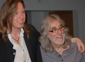 Gordon Giltrap and Oliver Wakeman