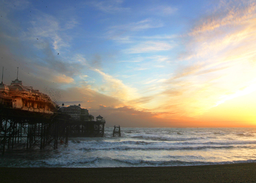 west pier by Terry Busby_lo