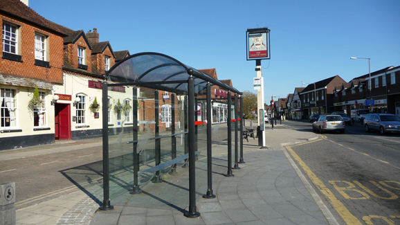 High street bus stop_lo