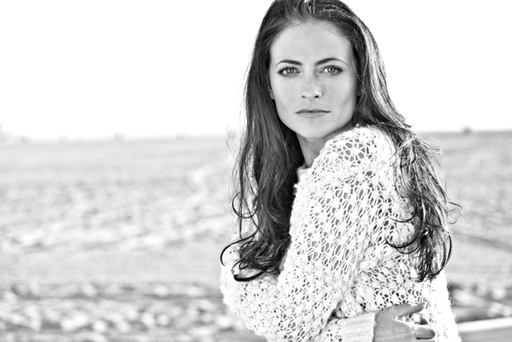 Lara Pulver. photo by Magnus Hastings