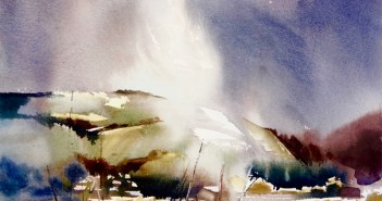 Bridget Woods – Tuscan Painting Course