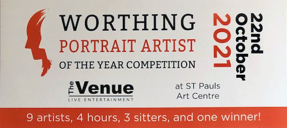Worthing Portrait Artist of the Year