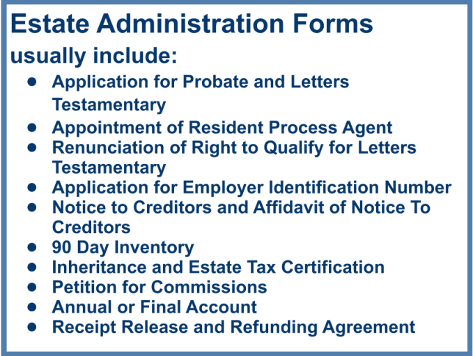 estate administration for families in nc and sc ingersoll hicks