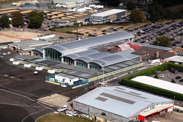 Aeropuerto Internacional de Bournemouth