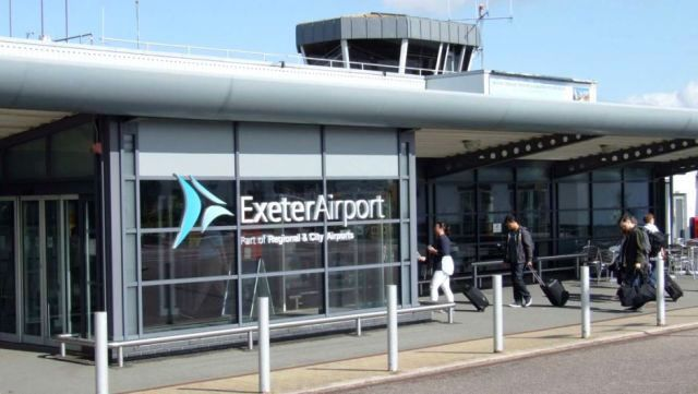 Aeropuerto Internacional de Exeter