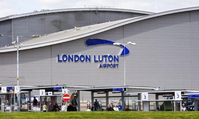 Aeropuerto Londres-Luton