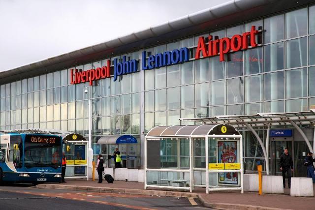 Aeropuerto de Liverpool-John Lennon