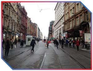 Calles de Birmingham