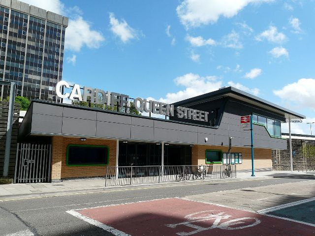 Cardiff Queen Street