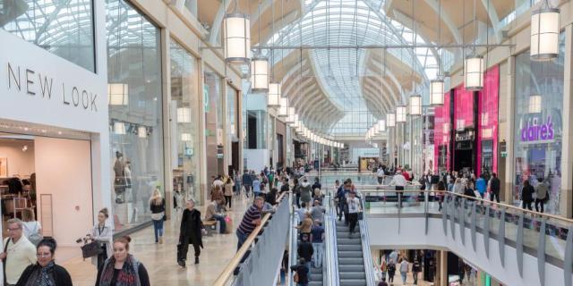 Centro Comercial St David's