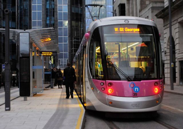 Metro de Birmingham