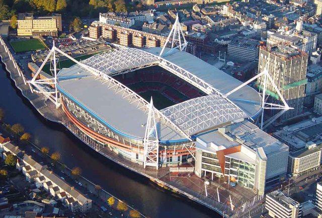Millennium Stadium de Cardiff
