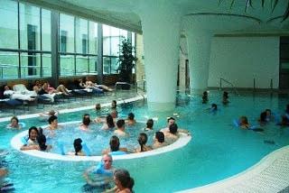 Piscina cubierta en Bath