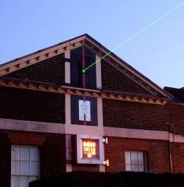 láser de Greenwich
