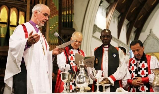 arzobispo de Canterbury