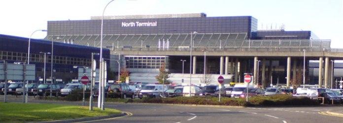 Resultado de imagen para Imagen del aeropuerto de Gatwick