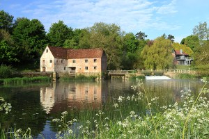 Sturminster Newton Mill. Photo by Mike Searle.