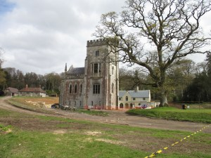 Fonthill Abbey Today
