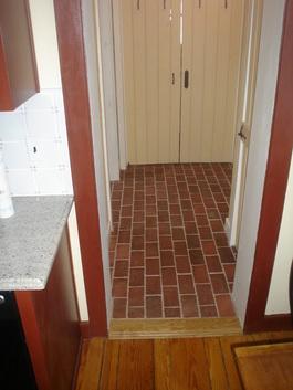 Traditional Antique  Inglenook Brick Tiles  thin brick