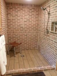 Bathrooms - Inglenook Brick Tiles - Brick Pavers | Thin ...