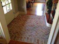 Entryways and hallways - Inglenook Brick Tiles - Brick ...