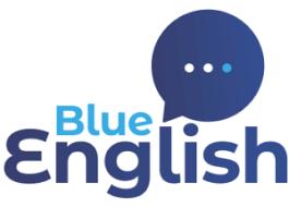 Blue English Curso de inglês aulas download