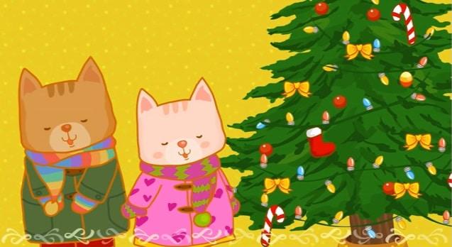 Poesie di natale per bambini | le più belle e famose poesie natalizie per bambini in italiano e in inglese, da imparare alla scuola dell'infanzia e alla. O Christmas Tree La Filastrocca Per Completare L Albero Il Blog Dell Inglese Per I Bambini