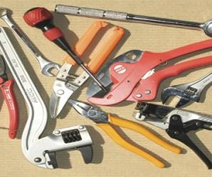 Tipos de herramientas y sus usos