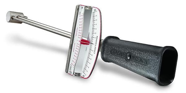 Torquímetro de aguja
