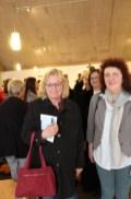 Zwei Assistentinnen der Einführung: Andrea Remmling-Kötteritz (l.) und Gerdi Eckhardt.