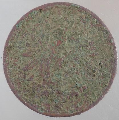 1876 - 5 Pfennig 2