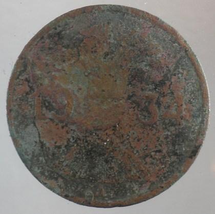 1934 - 1 Pfennig A