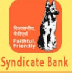 Syndicate Bank recruitment 2017 Temporary Part Time Sweepers Posts