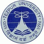 Tezpur University Recruitment 2019 Junior Research Fellow 01 vacancy