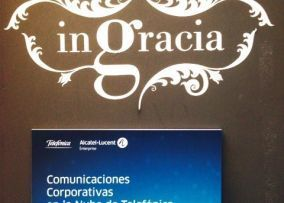 ALCATEL LUCENT y TELEFONICA