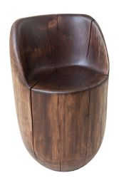 Black Walnut Chair