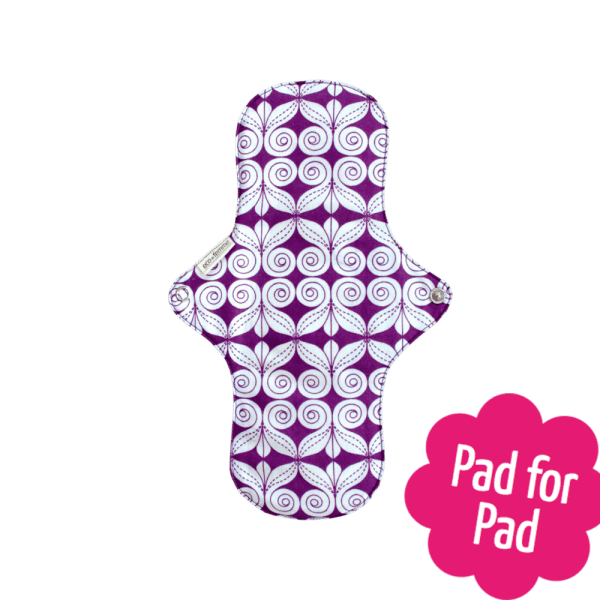 Day Pad Plus Purple