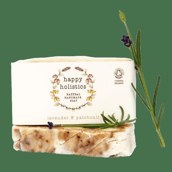 Happy Holistic Lavender & Patchouli