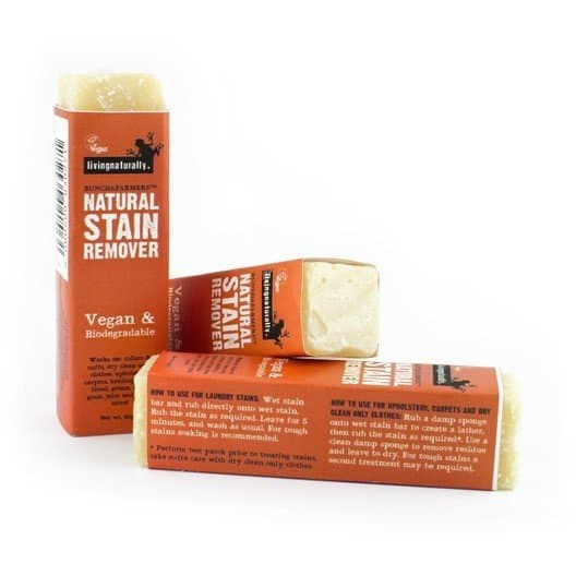 Living Naturally Stain Remover Stick