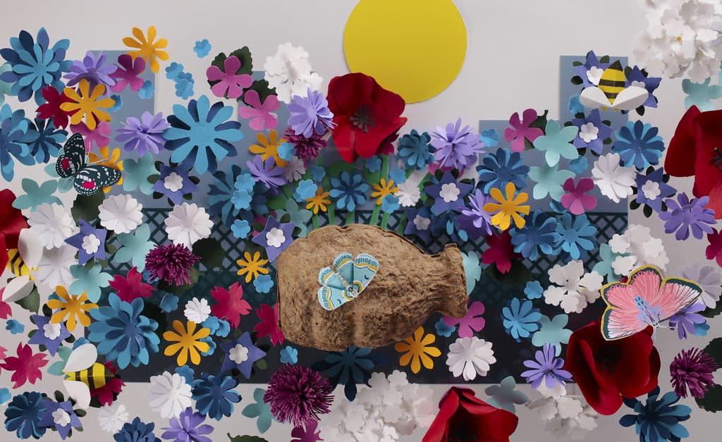 Seedbom Paper Flowers