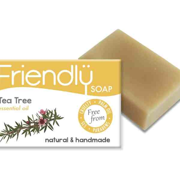 Friendly Tea Tree Soap